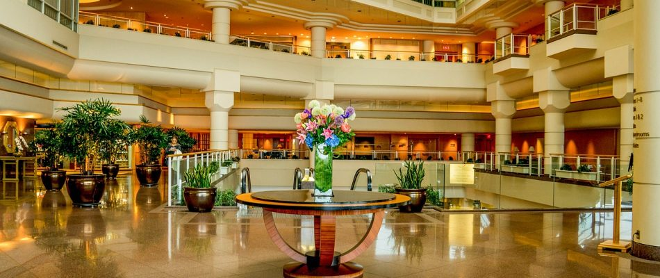 Top tips for designing a hotel lobby