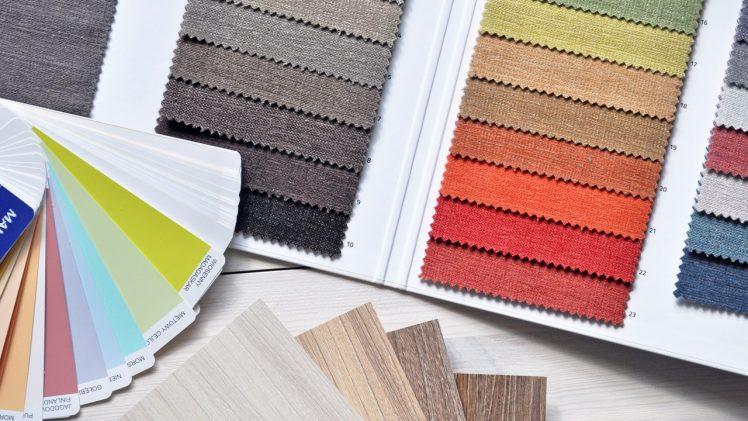 interior design colour choice